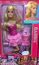 Barbie Life in the Dreamhouse Doll Fashionistas Blonde Hair Rooted Eyelashes