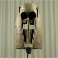 59229) Afrikanische Dogon Holz Maske Mali Afrika KUNST