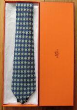 Original HERMES Krawatte/Cravatte/Tie NO 7694 OA