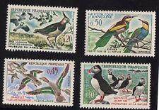 N°:1273/1276-  LES OISEAUX - Neufs**  - fraîcheur postale !