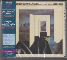 Rhythm Combination & Brass Peter Herbolzheimer  JAPAN CD Art Farmer, Herb Geller