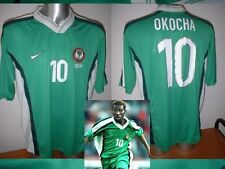 Nike Nigeria Memorabilia Football Shirts (National Teams)