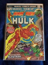 MARVEL TEAM-UP #18 HUMAN TORCH AND THE HULK N/R