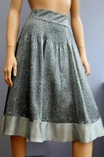 Monsoon Silk Calf Length Regular Size Skirts for Women