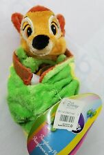 "Walt Disney Bambi Easter Egg 6"" Plush Stuffed Animal Reversible Transforming"