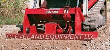 Allied Skid Pac 1000b Hydraulic Vibratory Compactor Attachment Skid Steer Roller