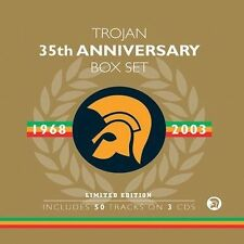 NEW - Trojan Box Set: 35th Anniversary by Trojan 35th Anniversy