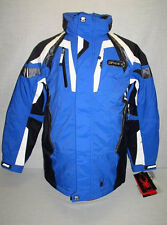$640 NEW SPYDER 2o.OOOmm SPYDER ST.ANTON INSULATED SKI JACKET MENS M BLUE