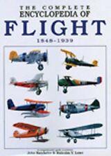 Flight 1848-1939 (Complete Encyclopedia), New, Lowe, Malcolm V., Batchelor, John