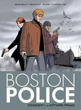 BOSTON POLICE 1  TRES BEL ETAT