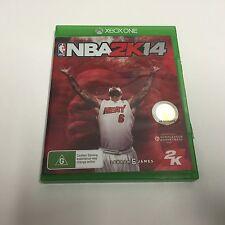 XBOX ONE GAME NBA 2K14