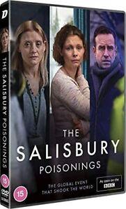 The Salisbury Poisonings • British Mini-series (DVD) Novichok • New / Sealed
