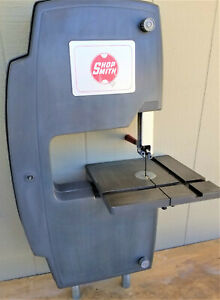 ShopSmith Mark V attachments - bandsaw w/Dual Mitre Slot Table