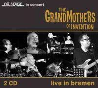 Abuelas De Invention,La - Vivir En Bremen Nuevo 2X CD