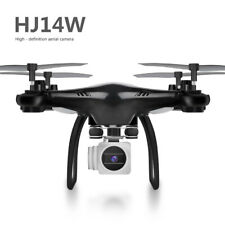 HJ14W Wifi Remote Control RC Drone Airplane Selfie Quadcopter With HD Camera NEW