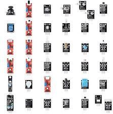 37 Sensors Assortment Kit 37 in 1 Sensor Module Starter Kit for Arduino MCU