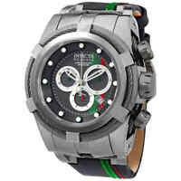 Invicta Reserve Chronograph Black Dial Men's Watch 26470