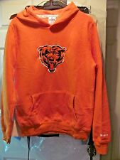 HOODIE SWEATSHIRT WITH BEAR PICTURE~ 'BEARS' EMBRIODERIED ON SLEEVE~TAG NFL PINK