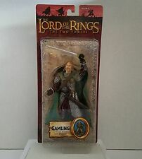 ToyBiz Lord of the Rings Two Towers Gamling in Rohan Armor 2004 Collectible
