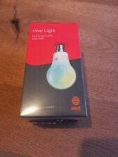 Hive Active Light Cool to Warm White 9W B22 802lm New Sealed Smart Bulb Alexa