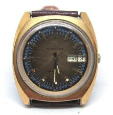 Vintage Men's HAMILTON ELECTRONIC Wrist Watch (DAY& DATE, Running)