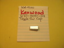 KENWOOD K27-0051-04 TOGGLE SWITCH CAP KA-9100 KA-7100 KR-6030
