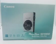 Canon PowerShot SD1000 Digital Camera 7.1MP