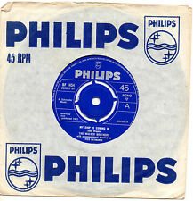 THE WALKER BROTHERS my ship is coming in 1965 UK SCARCE 4 PRONG CONTRACT PRESS