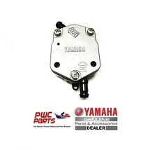 YAMAHA OEM Fuel Pump 6E5-24410-03-00 1984 and Newer 115 130 ... Z300 Outboards