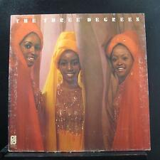 The Three Degrees - The Three Degrees LP VG+ KZ 32406 Vinyl 1973 Record