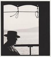 Legendary Yugoslav Photographer ZVONIMIR BRKAN Art photo no. 7 - TRAVELER