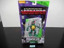 MINT!! TMNT NICKELODEON LEONARDO & IDW FULL SIZE COMIC BOOK NINJA TURTLES 51-20