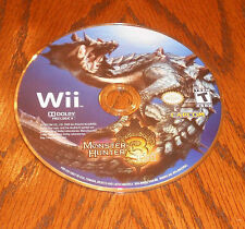 Monster Hunter Tri (Nintendo Wii, 2010)