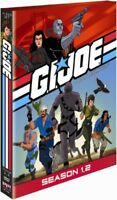 Gi Joe Real American Hero: Season 1.2 [New DVD] Full Frame, Slim Pack, Slipsle