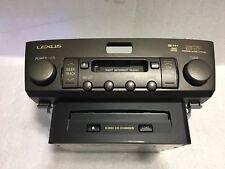 LEXUS LS430 MARK LEVINSON RADIO 6 DISC CD CHANGER PLAYER 2004 2005 2006 XM SAT