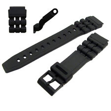 Replacement Watch Strap 19mm To Fit Casio W89, W727