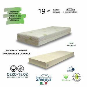 Materasso Lattice Naturale Acquisti Online Su Ebay