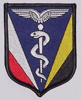 Bundeswehr Aufnäher Patch San Hubschraubergeschwader 64 Holzdorf ........A4694