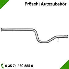 Peugeot 607 2.0 2.2 HDi Abgasrohr Mittelrohr Rohr Auspuffrohr Vorderrohr Auspuff