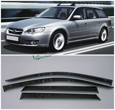 NEW OEM Side Window Deflector Rain Guard Kit E3610AJ100 for Subaru Legacy 10-14