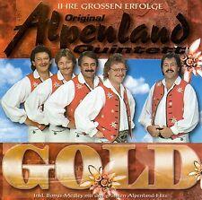 ORIGINAL ALPENLAND QUINTETT : GOLD - IHRE GROSSEN ERFOLGE / CD - NEU