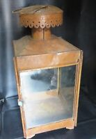 Vintage Outdoor hanging Post Lamps and Lighting Part Victorian Colore Railroad ?