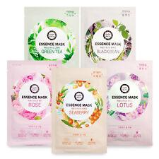 Korea Cosmetics AmorePacfic Happybath Natural Essence Face Mask Sheet Pack 5PCS