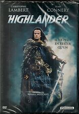 "DVD ""HIGHLANDER"" -Christophe Lambert, Sean Connery  NEUF SOUS BLISTER"