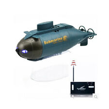 Radio Remote Controlled RC Submarine Toy Mini Underwater Submersible BU