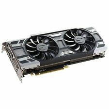 EVGA GeForce GTX 1080 SC Gaming 8G 8GB GDDR5X ACX3 Graphics Cards 08G-P4-6183-KR