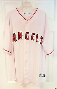 Ohtani Angels #17 Coolbase Buttoned Jersey Size Extra Large Majestic Brand