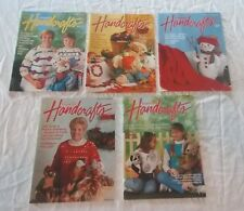 Lot of 5 Country Handcrafts Magazines from 1993-1994