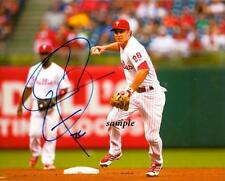 CHASE UTLEY REPRINT AUTOGRAPHED SIGNED PICTURE PHOTO PHILADELPHIA PHILLIES RP