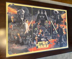 "Star Wars ""Star Wars�� Print By GABZ AP Edition /100 - Bottleneck Gallery BNG"